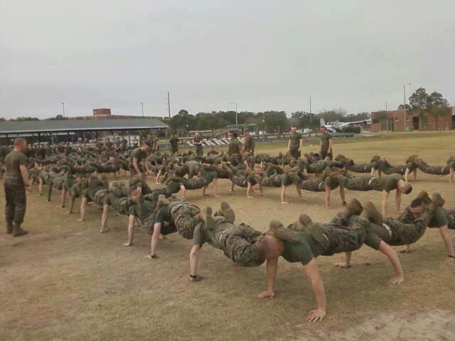 U.S. Marine Corps if you like it put a ring on it Go to www.militaryringsonline.com