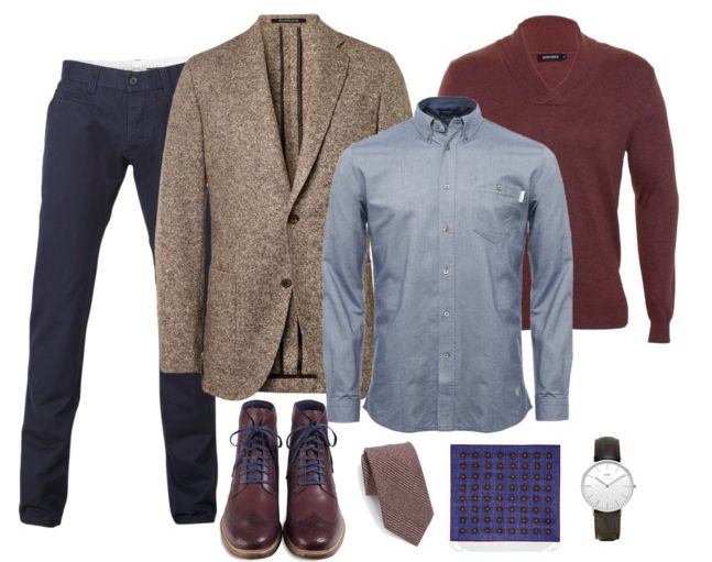 Fall look for him #menswear #style #howto #stylist