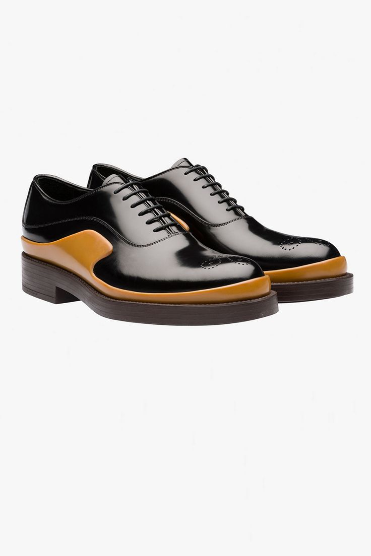Prada shoes. A contemporary classic