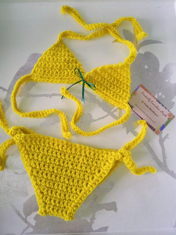 costumino creativelycanadian.etsy.com    baby bikini