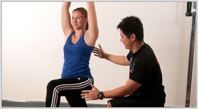 Friend or loved ones plagued by pain that doesn't go away even after massages? Back, neck, shoulder pain that affects their quality of life? Rehab personal training sessions #christmas gifts