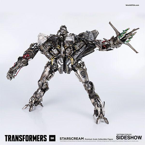 Transformers Transformers Starscream Premium Scale Collectible