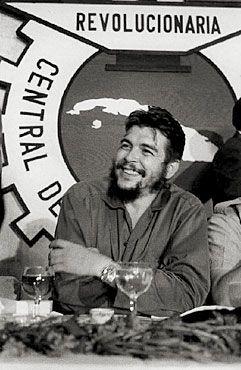 CHE GUEVARA - 1963 Washingtonpost.com: Portraits by Henri Cartier-Bresson