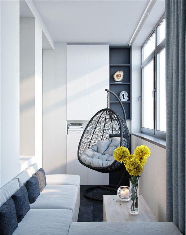 39 Balmy & Cozy Apartment Balcony Ideas - Unique Balcony ...
