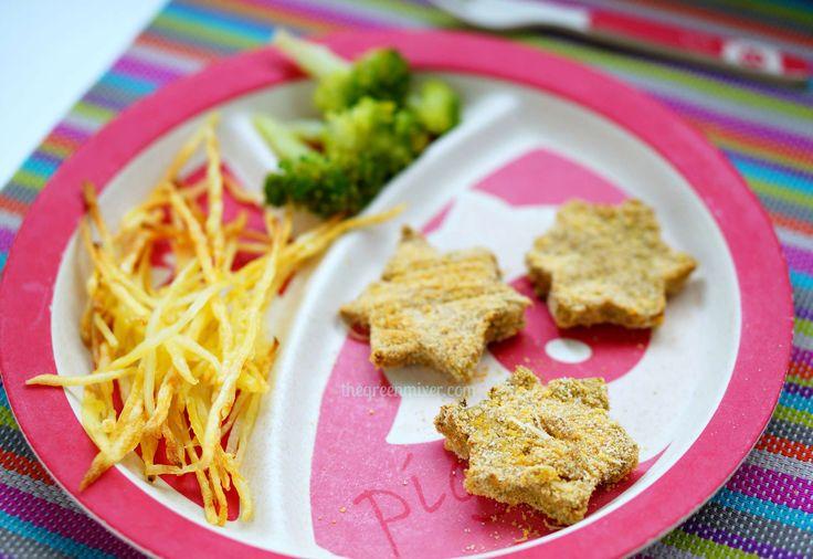 chicken vegie nuggets