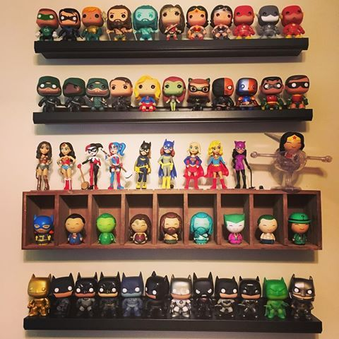 Funko And Rock Candy Display By Funkopopinator Display