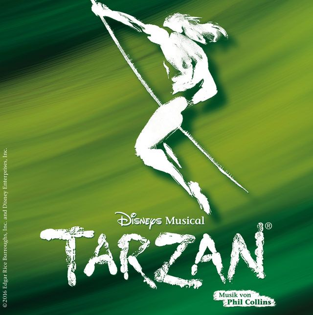 Tickets günstig online kaufen   Ticket-Shop   Disneys Musical TARZAN, Oberhausen