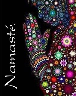 Namaste, I greet and acknowledge the divine within you.                                                                                                                                                                                 More