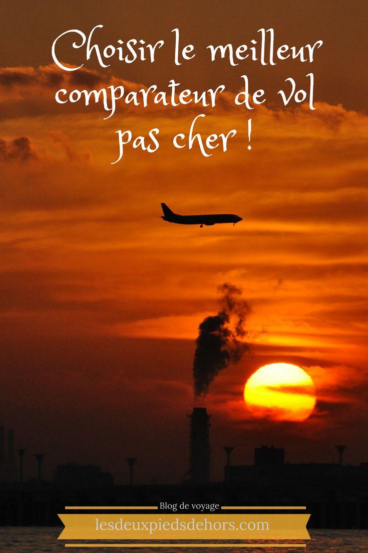 Comment choisir le meilleur comparateur de vol pas cher ? venez découvrir cet article qui compare les différents comparateurs de vol du moment. Lequel utilisez vous de vôtre côté pour trouver des vols pas cher ? #vol#volpascher#lesdeuxpiedsdehors#skyscanner#avion#voyager#voyage