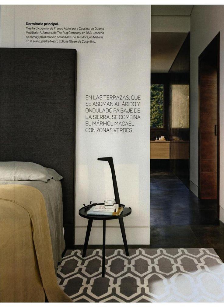 ARQUITECTURA Y DISENO - CICOGNINO, design Franco Albini