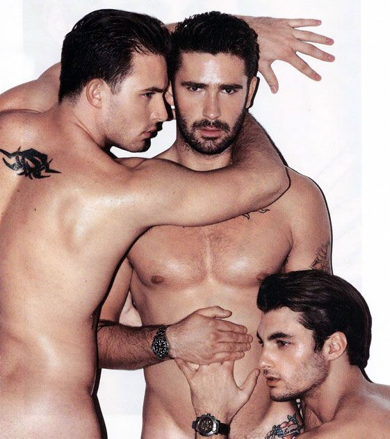 Anthony Greenfield + Cyril Giustiniani + Marvin Maarek: Eye Candy, Cyril Guistiniani, Cyril Giustiniani, Dreams Men, Beards Boys, Stubborn Magazines, French Models, Hot Men, Photography Inspiration