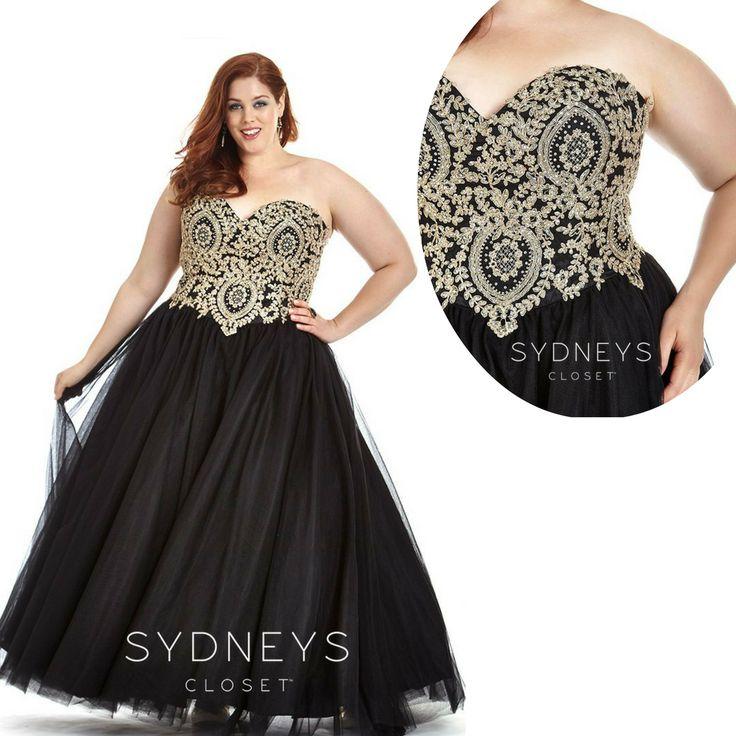 124 Best Plus Size Prom Dresses Images On Pinterest Big Sizes