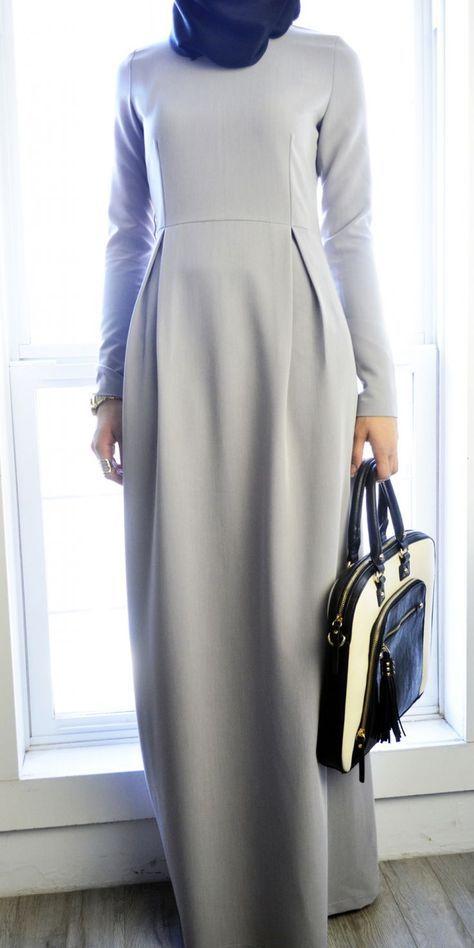 Hijab Fashion 2016/2017: Sélection de looks tendances spécial voilées Look Descreption Professional Look / Modesty Collections