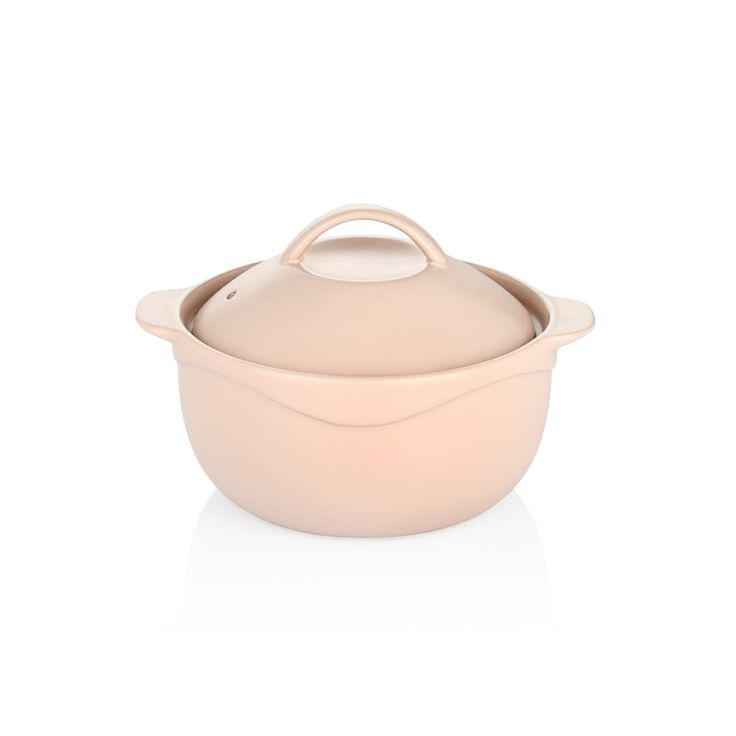 Bernardo Toprak Seramik Tencere / Cooking Pot #bernardo #cooking #pink #kitchen #mutfak #yemek