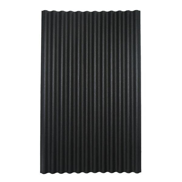 79 In X 48 In 0 125 Gauge Corrugated Roofing Panel Roof