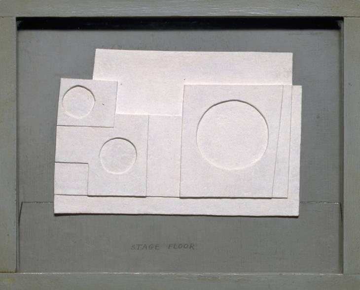 Relief 1934, Ben Nicholson