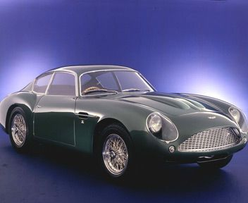 Aston Martin By Zagato