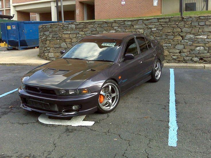 1997 Mitsubishi Galant Ls Vr4 Turbo Mnr4l Ryders Pinterest