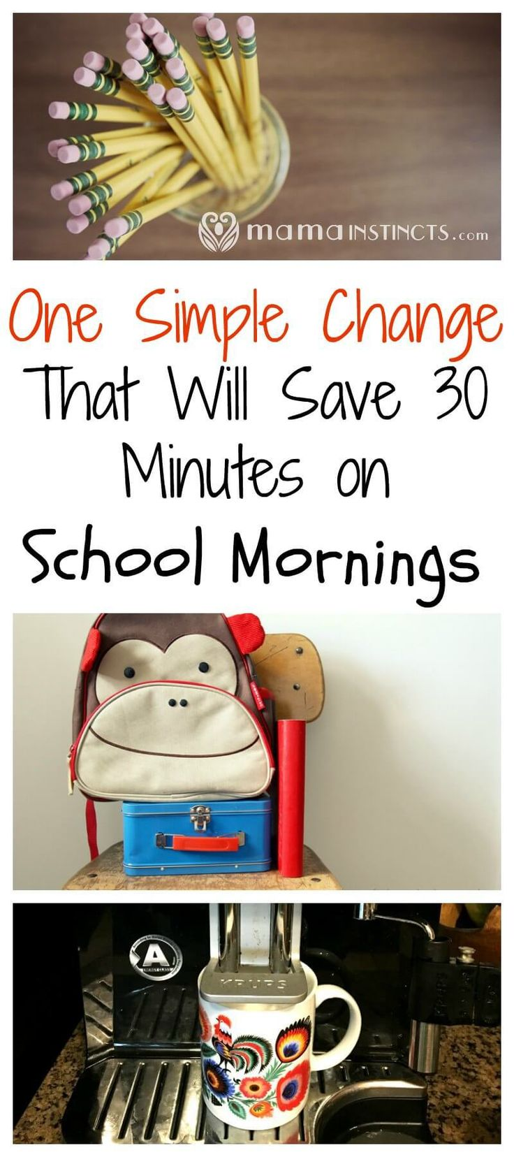 Ready to send your kids to school? Is this your first time around? Try these tips so you don't waste any time during your school mornings. #backtoschool sponsored post by TAPinfluence
