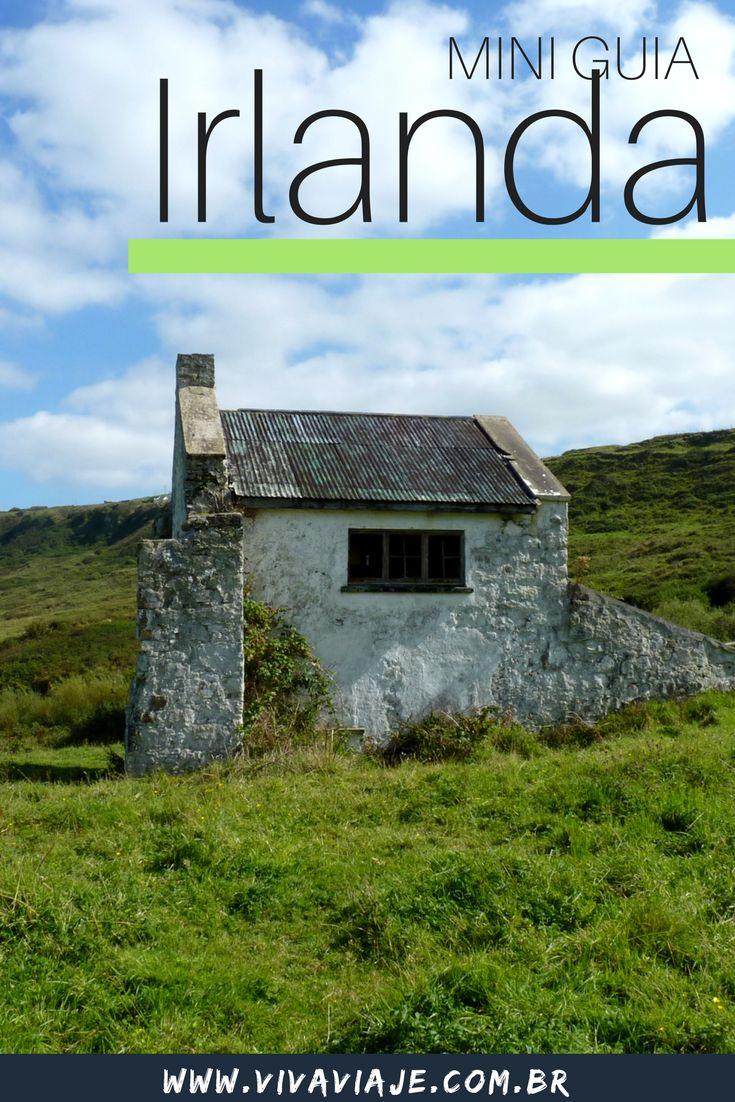 Mini Guia Irlanda e Irlanda do Norte