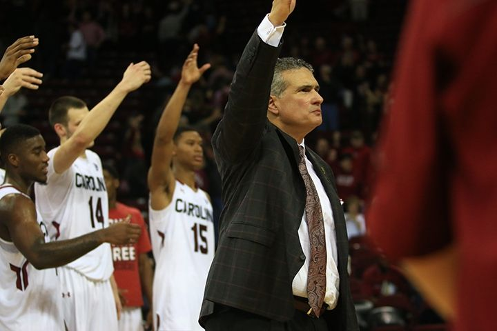 Column: Frank Martin's recruiting tactics failing Gamecock basketball