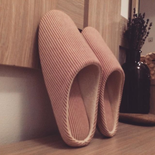 #slippers #indoor #men #womenshoes #menshoes #women cotton #memory #foam #memoryfoam #all #age #all #sezon #beige #home #house🏠 #red #coffee #blue