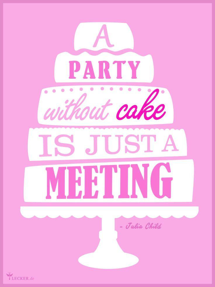Keine Party ohne Kuchen! Daher haben wir für euch tolle Rezepte für Partykuchen zusammengestellt.