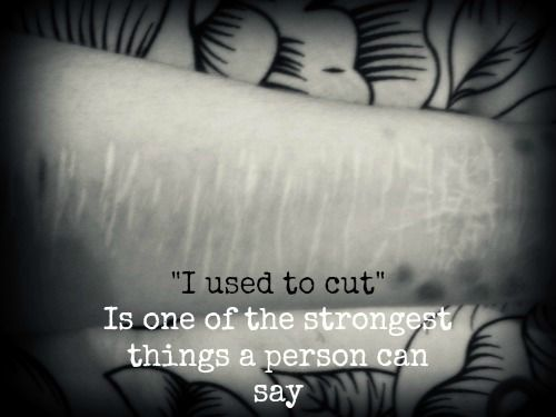 110 Best Images About Self Harm On Pinterest