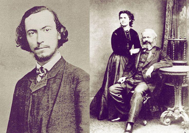 La maison de Charles Longuet et Jenny Marx, fille de Karl Marx
