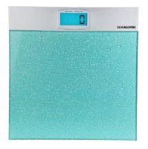 Kalorik Electric Digital Modern Aqua Glass Bathroom Scale