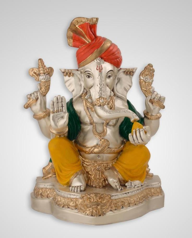 Beautiful Ganesha idol for your home !