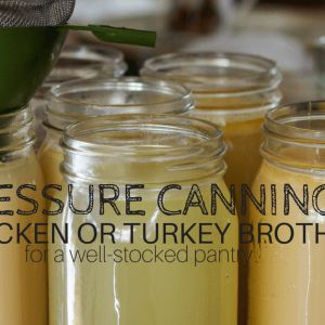 This chicken bone broth recipe is an excellent way to get the most out of a roasted chicken, saving time and money. Plus, it's good for you!