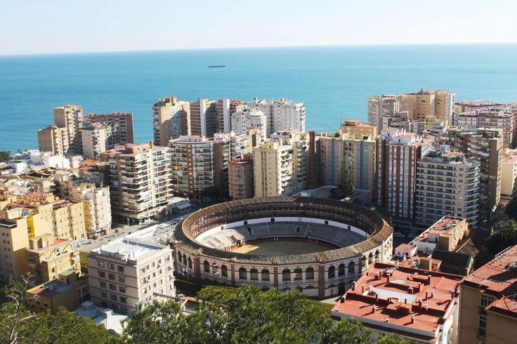 Caos Criativo » Málaga | Espanha  Mirante de Gilbralfaro    // Acesse: http://www.caoscriativo.com.br/2017/03/07/malaga-espanha/    @quirino.jaque