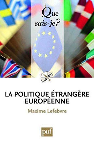 La réalité d'une diplomatie européenne est mise en question à travers les noms des services qui en sont chargés : le Haut Représentant n'a pas été nommé ministre des Affaires étrangères et l'Union ne dispose pas d'ambassades mais de délégations. Le rôle de chaque institution de l'Union européenne dans sa politique étrangère est détaillé.