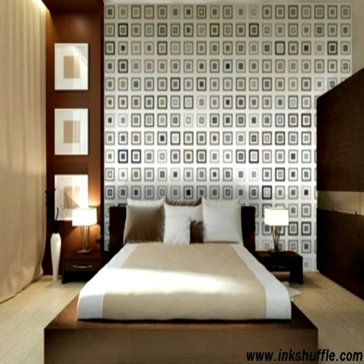 cut out squares or dotile pattern wall mural