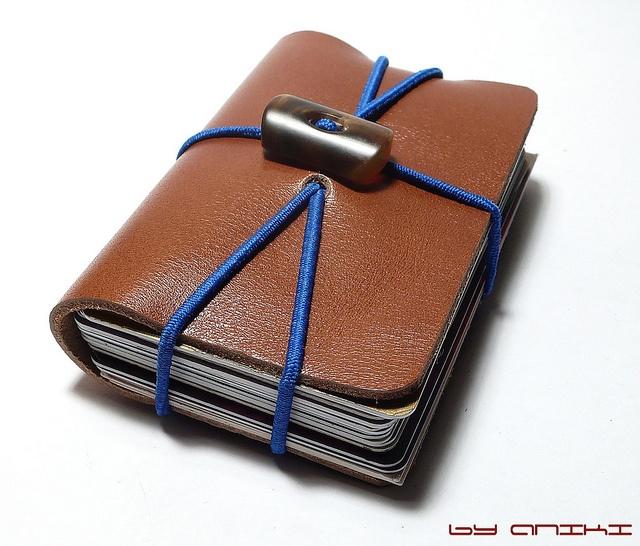 credit card holder $15 Aniki Coco Credit Card Huger