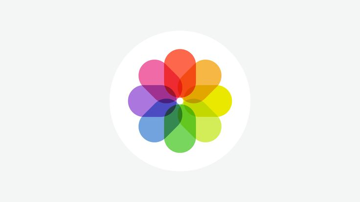 How to draw the iOS Photos app icon in Adobe Illustrator.