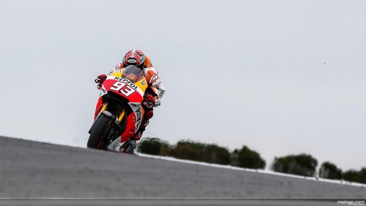 Résultats complets des deux séances de qualifications et grille de départ du grand prix d'Australie de MotoGP 2014 à Philip Island. Le jeune champion du mo