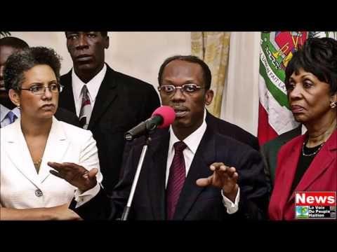 HAITI NEWS - Pati politik fanmi lavalas la fin kraze - yo mande pou aristie retire kol an tet pati a