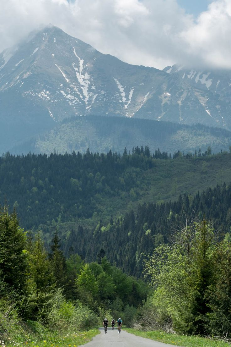 Podia Roadventures: Fully supported cycling adventures in Hidden Europe. #cycletour