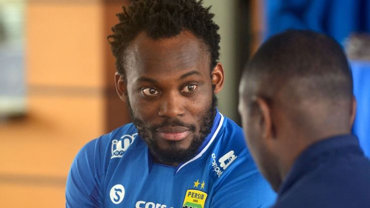 Michael Essien, Carlton Cole fail to inspire Persib win in Indonesia debuts