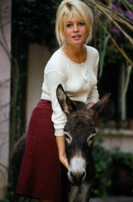 Brigitte Bardot #60s #1960 #années60 #beauté #makeup #vintage #retro #maquillage #coiffure