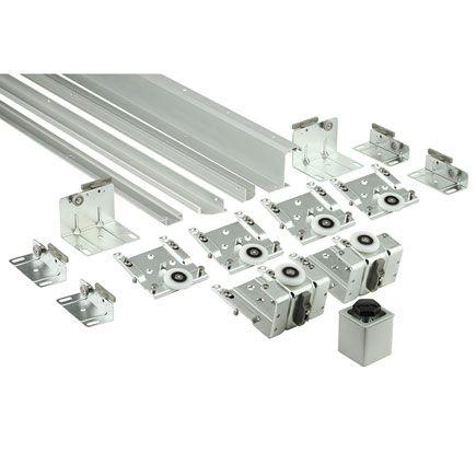 M s de 25 ideas fant sticas sobre guias para puertas for Puertas de aluminio leroy merlin