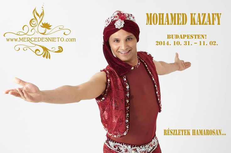 Mohamed Kazafy a Nimfeumban! www.nietomercedes.com