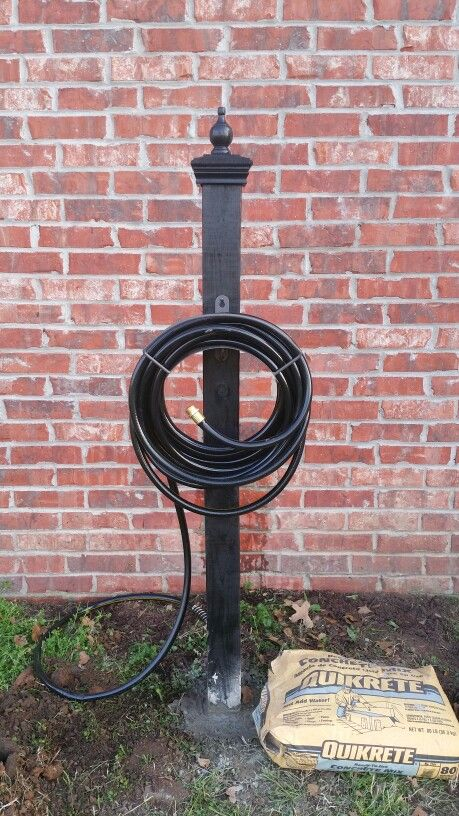 25 Best Ideas About Water Hose Holder On Pinterest Hose