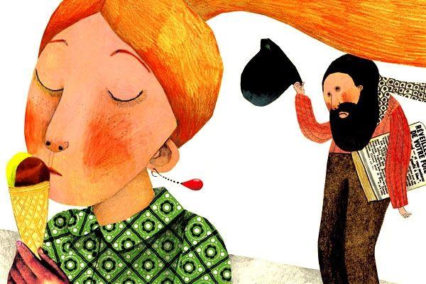 Беатрис Алемана (Вeatrice Alemagna), автор-иллюстратор