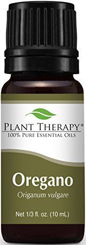 Plant Therapy's Oregano Essential Oil is 100% pure and natural with absolutely no fillers or additives. While we love oregano oil for its effectiveness we caution that it must be diluted and applied ...