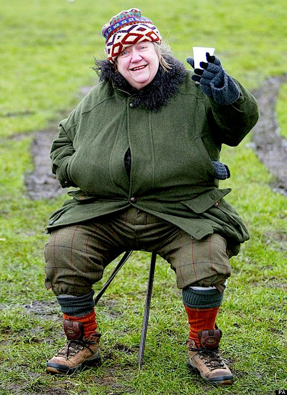 Clarissa Dickson Wright Dead: Two Fat Ladies Chef Dies Aged 66