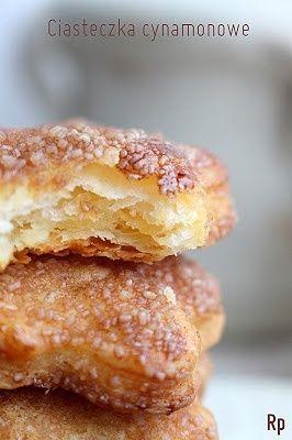 Chrupiące ciasteczka cynamonowe – jak francuskie!