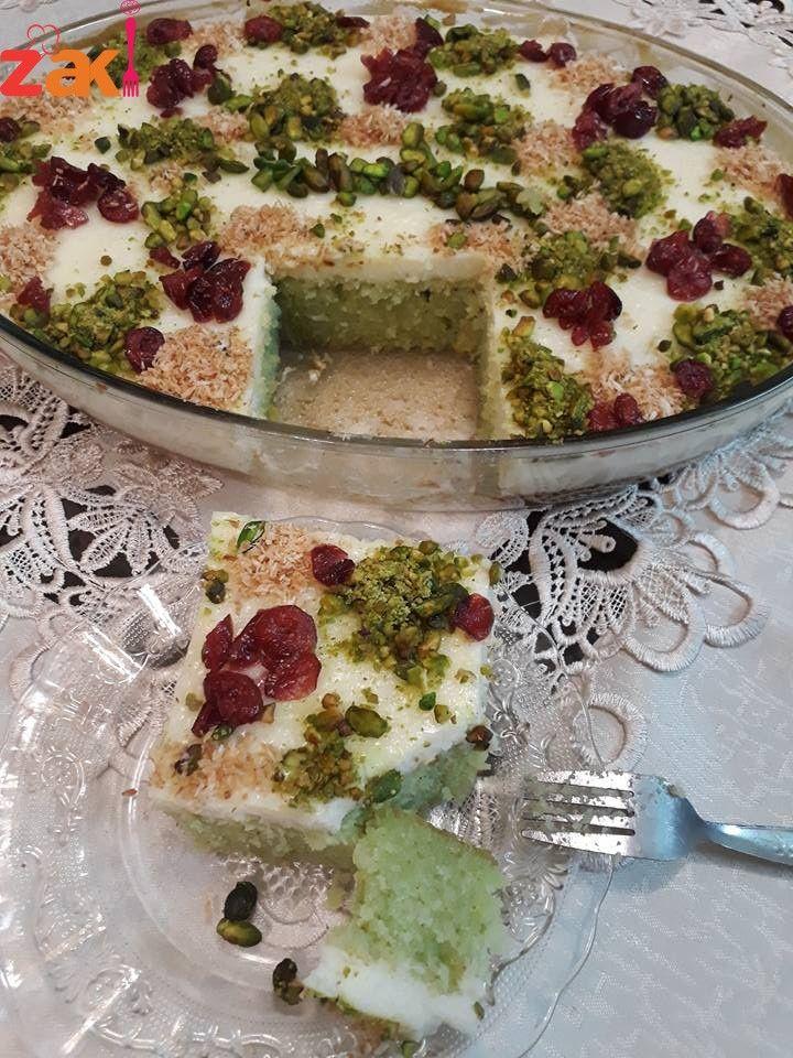 ازكى شي مين سهران ومخمخ لياخد الطريقه زاكي Lebanese Desserts Recipes Arabic Dessert Arabic Sweets